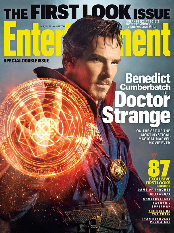 00 ew1397 1398 marvel first look Heres your first look at Benedict Cumberbatch as Marvels Doctor Strange