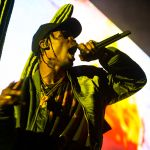 Travis Scott, photo by Philip Cosores