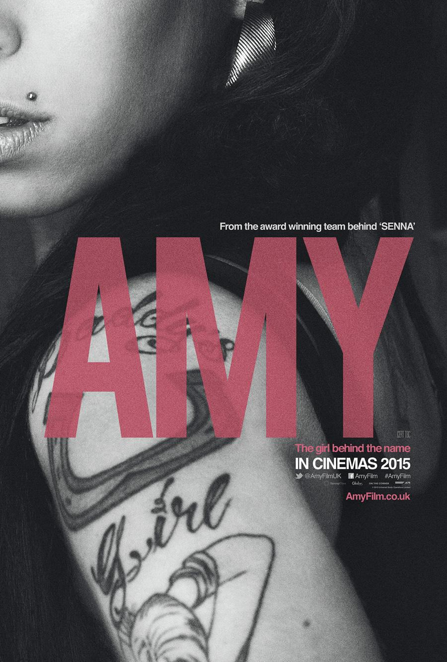 amy documentary Top 25 Films of 2015