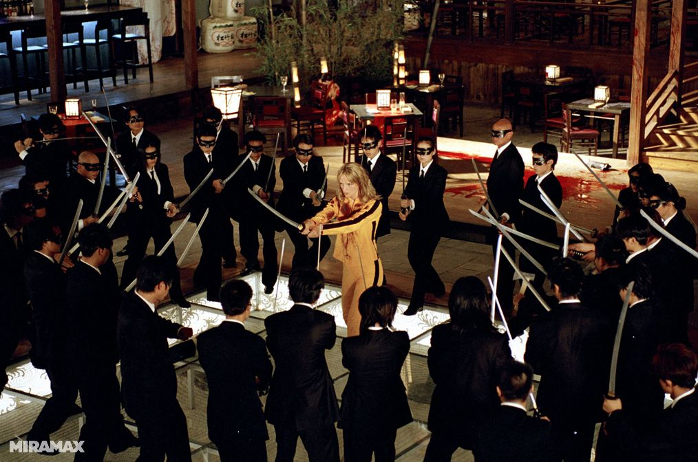cameo tarantino kill bil Ranking: Every Quentin Tarantino Movie from Worst to Best