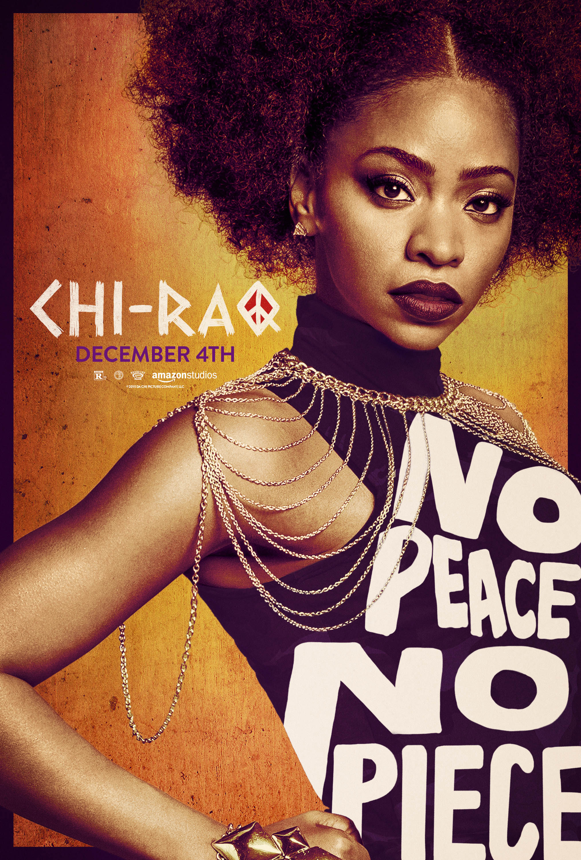 chi raq character poster teyonah parris Does Spike Lees Chi Raq Do the Right Thing?
