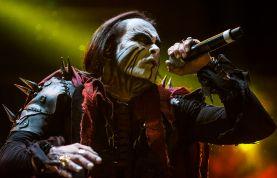Cradle of Filth // Photo by David Brendan Hall