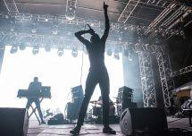 Death Grips // Photo by David Brendan Hall