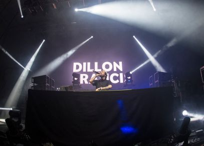 Dillon Francis // Photo by David Brendan Hall