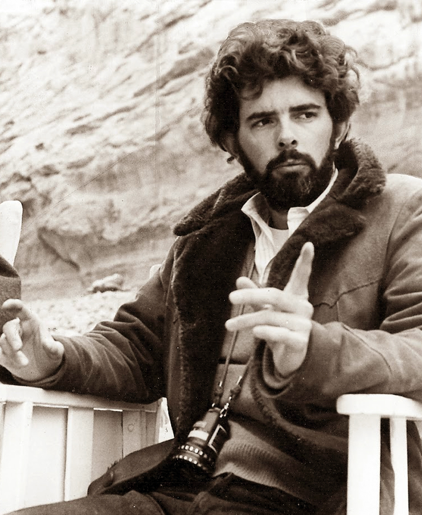 george lucas star wars set How Star Wars Almost Didnt Happen