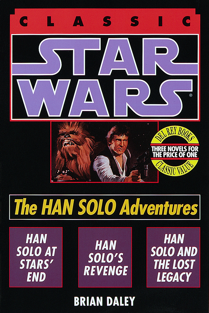 han solo adventures Saving the Star Wars Expanded Universe