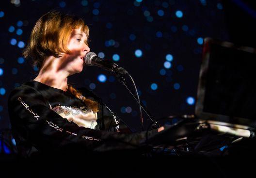Holly Herndon // Photo by David Brendan Hall