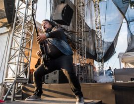 Ill Nino // Photo by David Brendan Hall