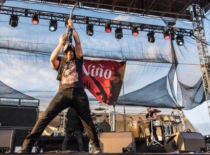 Ill Nino // Photo by David Brendan HallIll Nino // Photo by David Brendan Hall