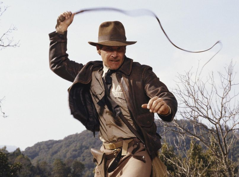74c751efb34ab Whipping Indiana Jones Back Into Fortune and Glory