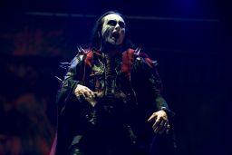 Cradle of Filth // Photo by Jaime Fernandez