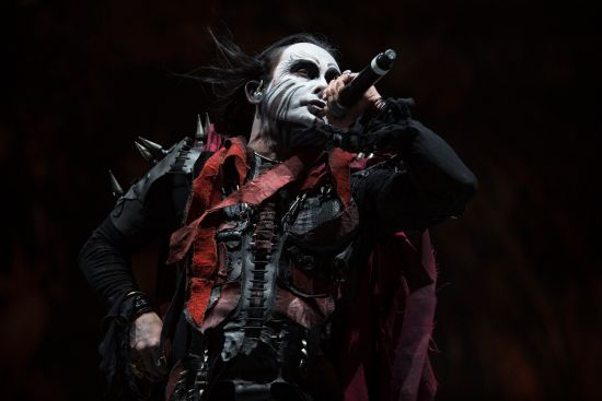 Cradle of Filth // Photo by Jaime Fernandez