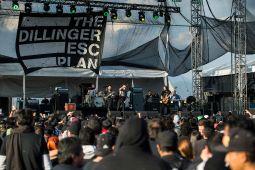 The Dillinger Escape Plan // Photo by Jaime Fernandez