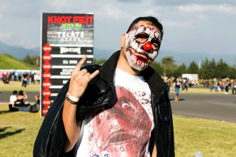 Knotfest Mexico 2015 // Photo by Jaime Fernandez