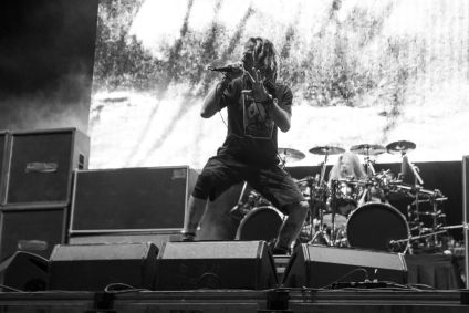 Lamb of God // Photo by Jaime Fernandez
