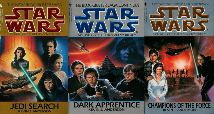 jedi academy Saving the Star Wars Expanded Universe