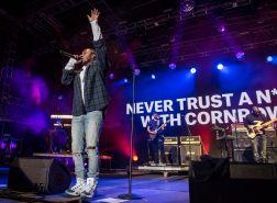 Kendrick Lamar // Photo by David Brendan Hall