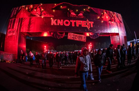 Knotfest Mexico 2015 // Photo by David Brendan Hall