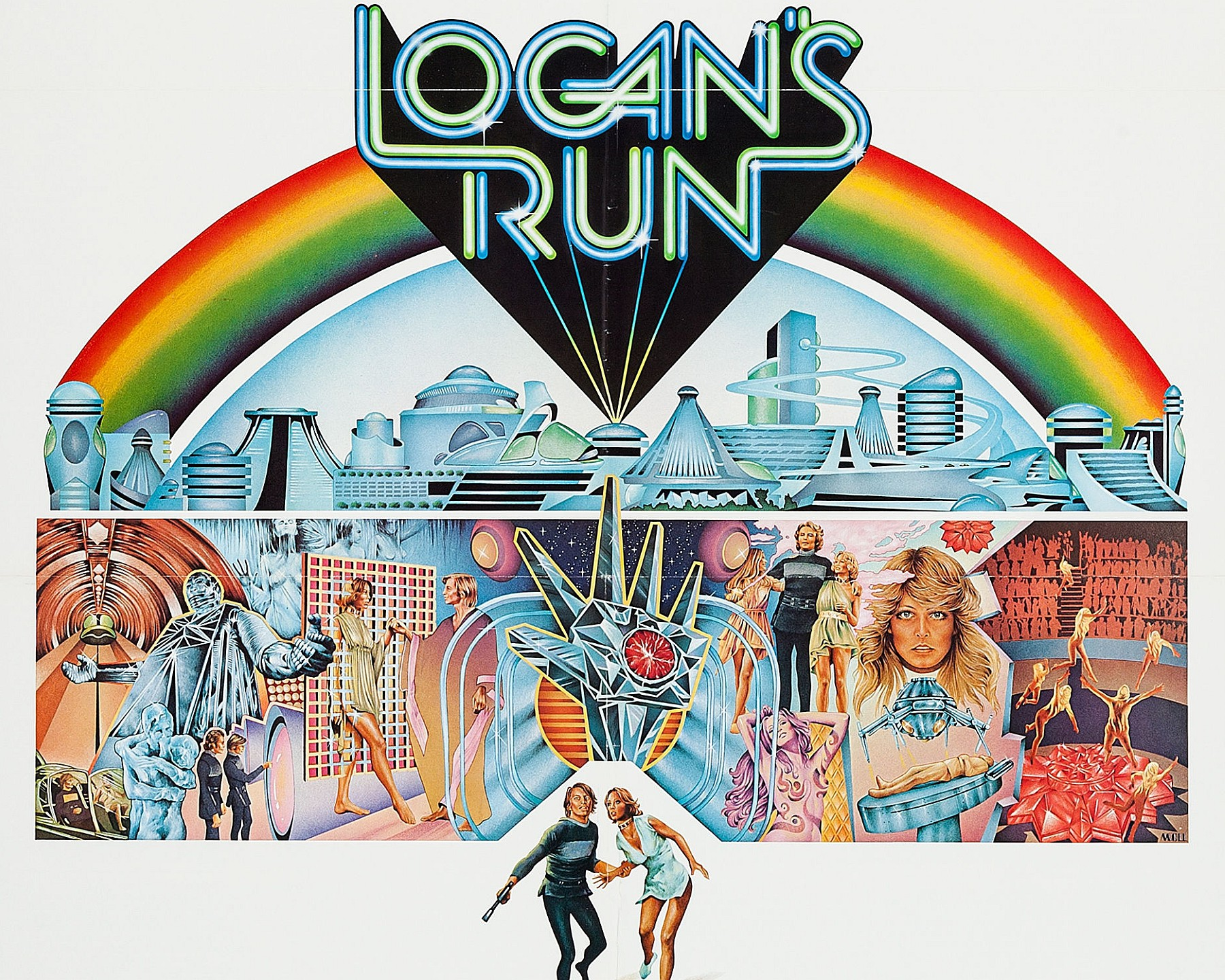logans run e1449869330282 How Star Wars Almost Didnt Happen