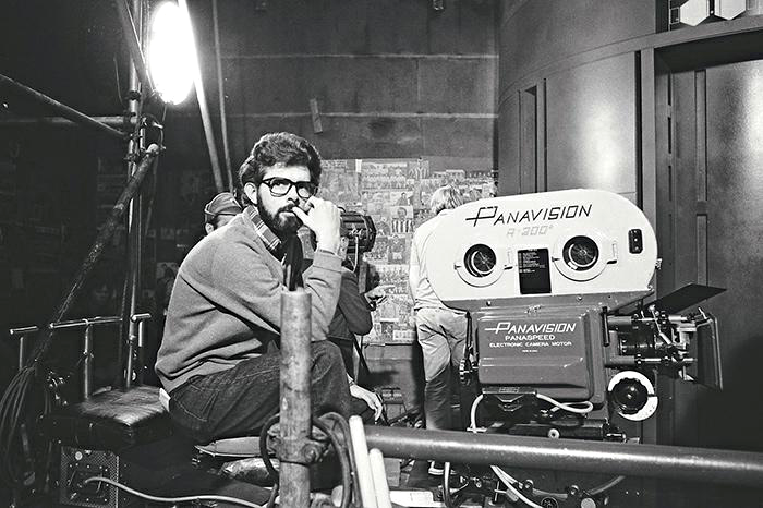 lucas camera How Star Wars Almost Didnt Happen