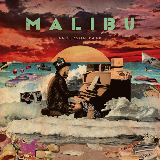 malibu paak From Compton to Malibu: The New Life of Anderson .Paak