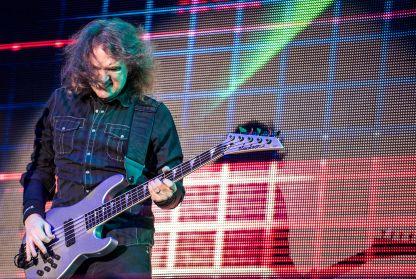 Megadeth // Photo by David Brendan Hall