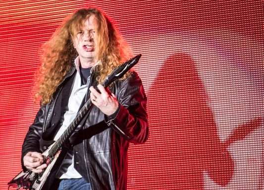 Megadeth // Photo by David Brendan Hall