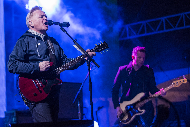 New Order // Photo by David Brendan Hall