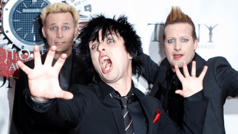 Green Day suck