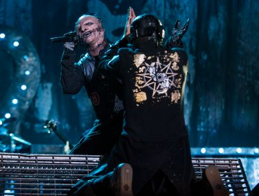 Slipknot // Photo by David Brendan Hall