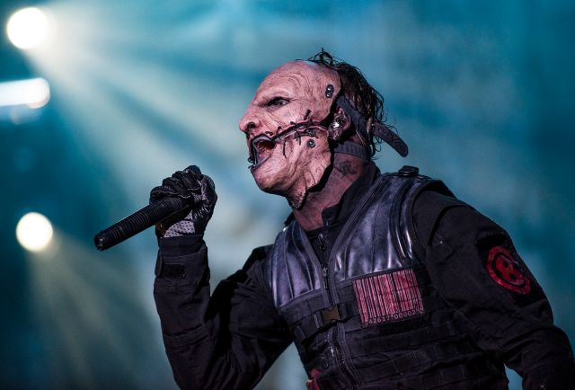 Corey Taylor: Expect new Slipknot album in summer 2019 along with