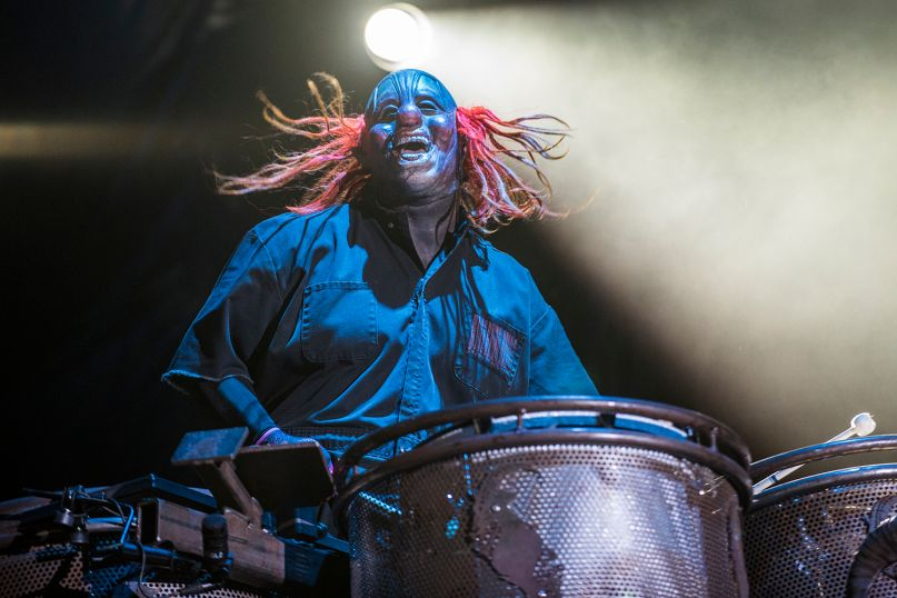 Slipknot's Clown: Band plans to celebrate 20th anniversary