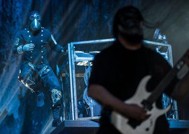 Slipknot // Photo by David Brendan Hall