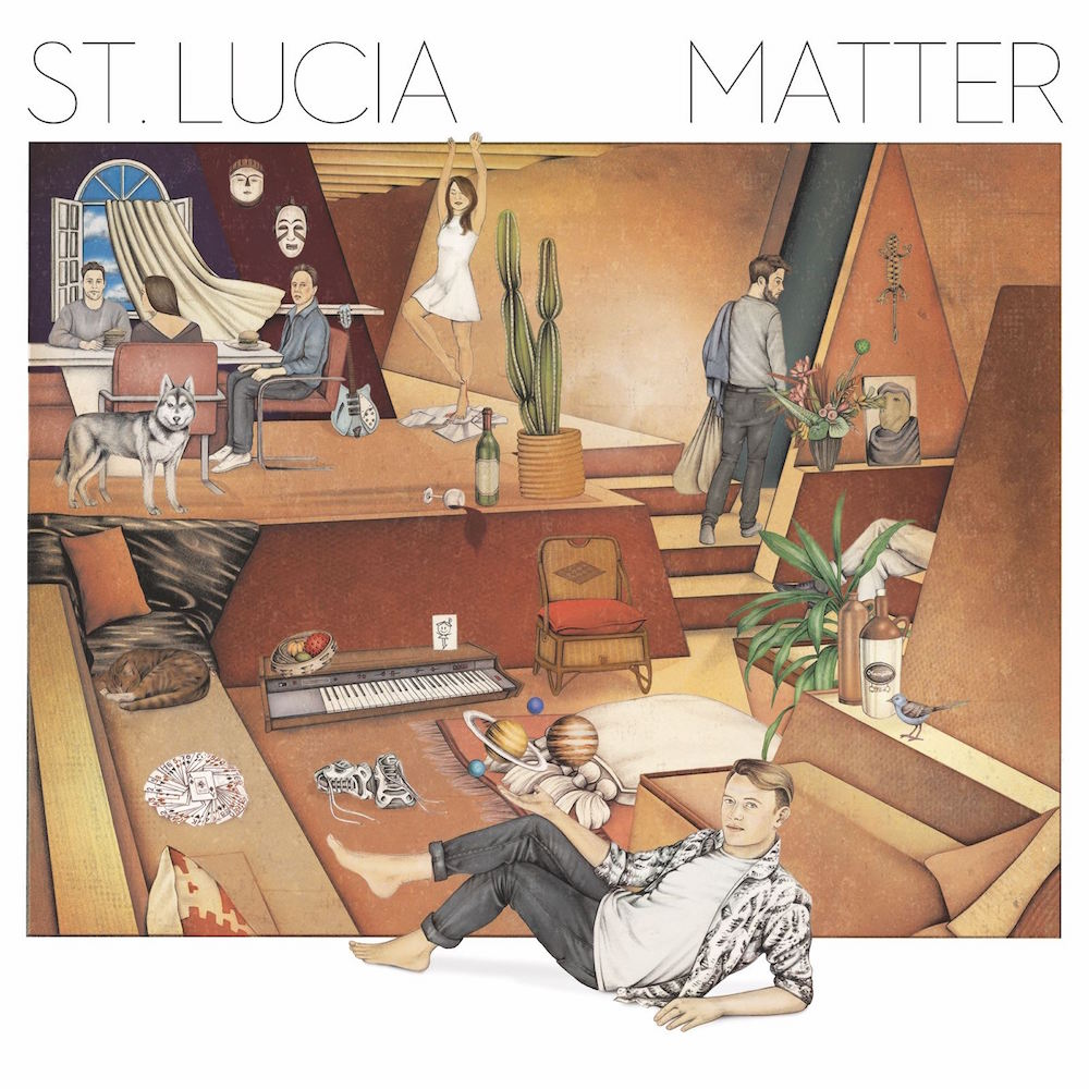 st lucia matter new album St. Lucia announces sophomore album, Matter, gets Physical on new song    listen
