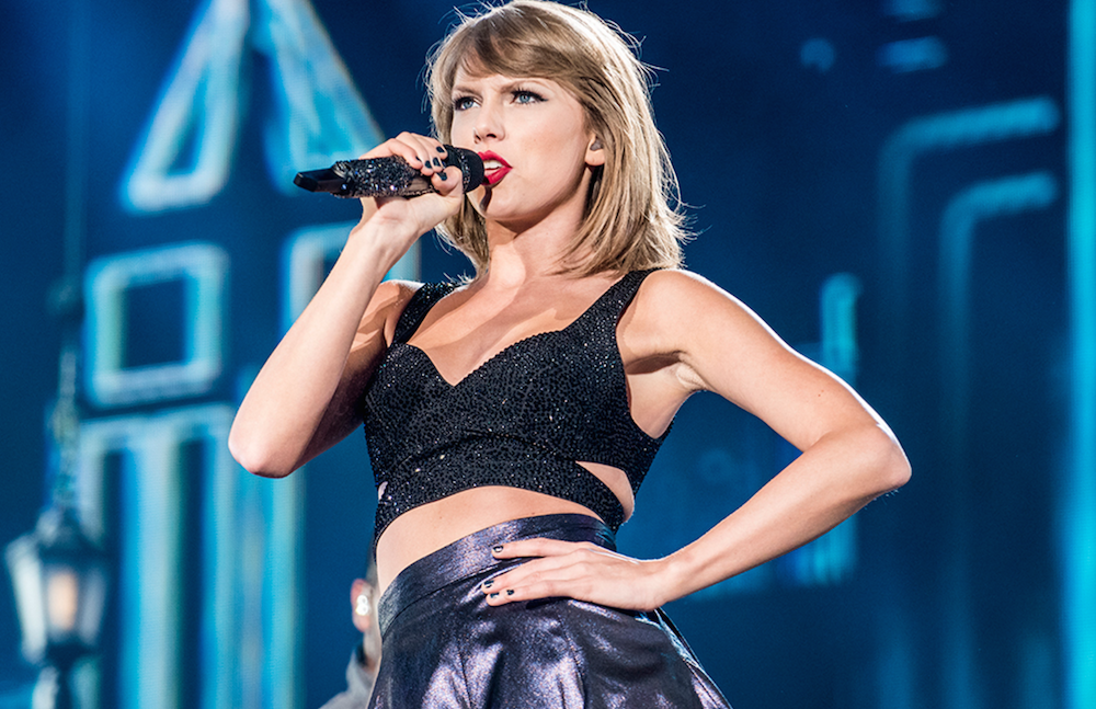 Taylor Swift Announces 2018 North American Stadium Tour Consequence Of Sound