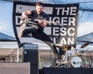 The Dillinger Escape Plan // Photo by David Brendan Hall