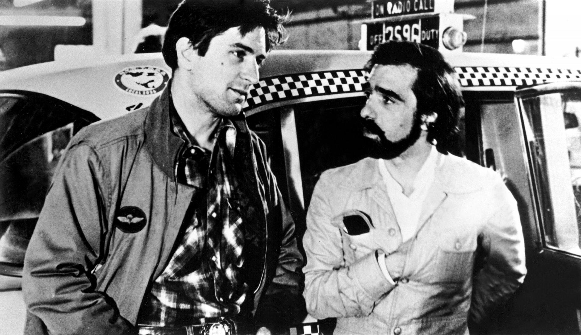 0taxi driver 1 Martin Scorsese in Five Films
