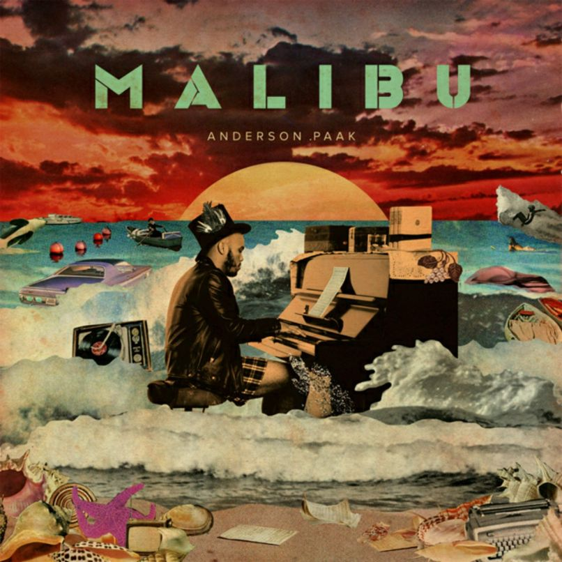 Anderson .Paaks Malibu Is a Masterful Marriage of Hip Hop, R&B, and Soul: Review