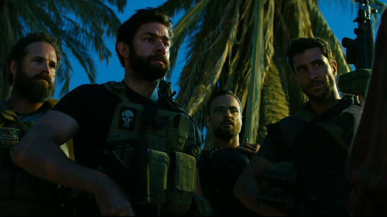 bay 13 hours Film Review: 13 Hours: The Secret Soldiers of Benghazi