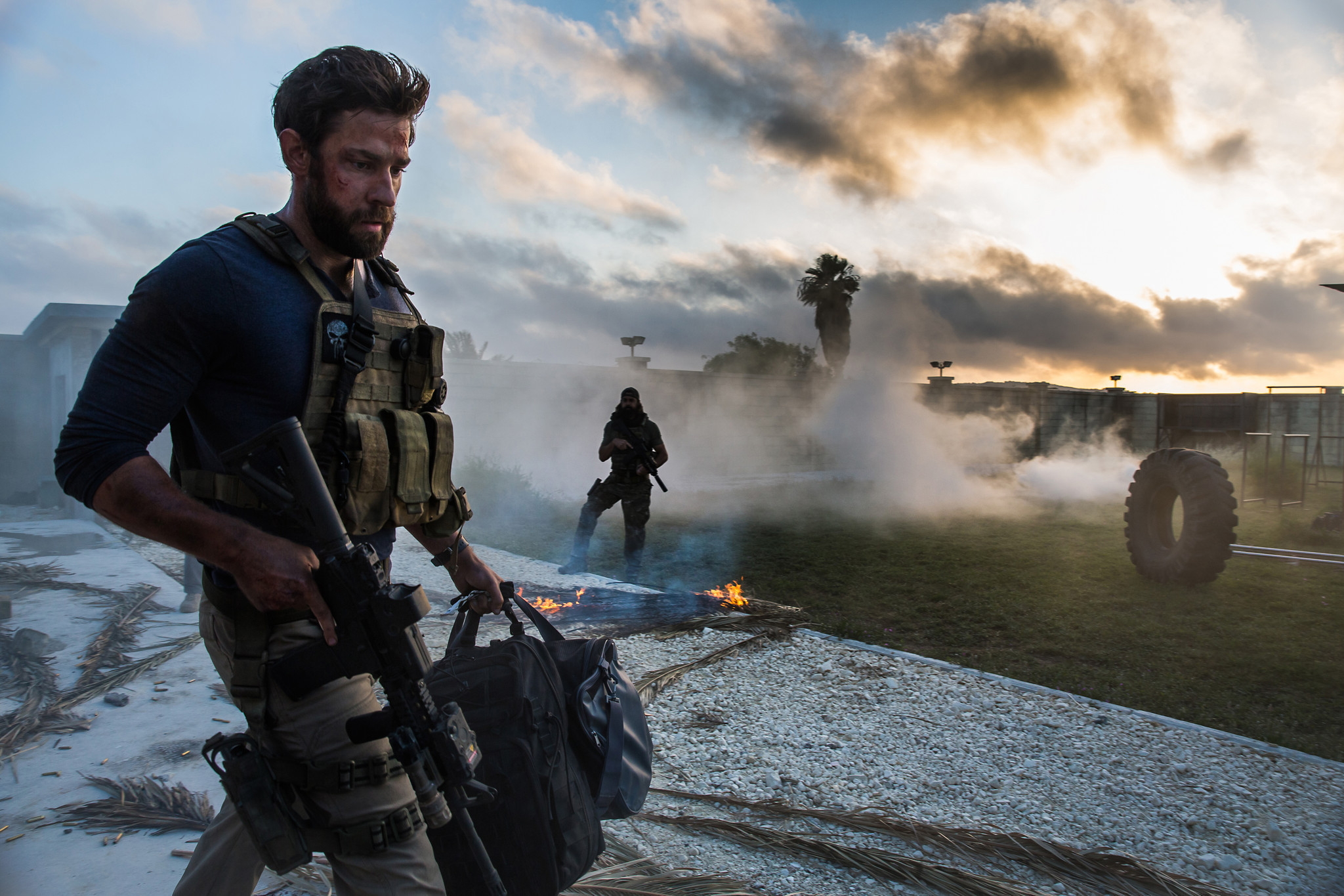 benghazi bay Film Review: 13 Hours: The Secret Soldiers of Benghazi
