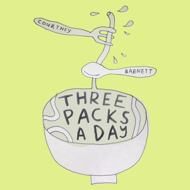 cb threepacks Courtney Barnett shares new song Three Packs a Day    listen