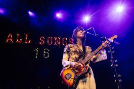 Sharon Van Etten at NPR Music Presents All Songs Considered's Sweet 16 Celebration // Photo by Clarissa Villondo