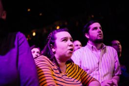 NPR Music Presents All Songs Considered's Sweet 16 Celebration // Photo by Clarissa Villondo