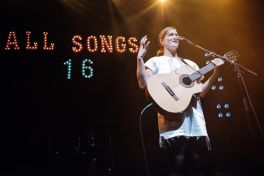 Laura Gibson at NPR Music Presents All Songs Considered's Sweet 16 Celebration // Photo by Clarissa Villondo