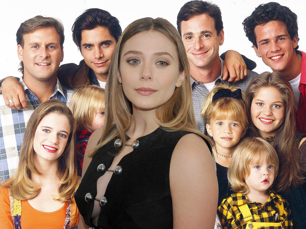 Netflix Asked Elizabeth Olsen To Play Michelle Tanner In Full House