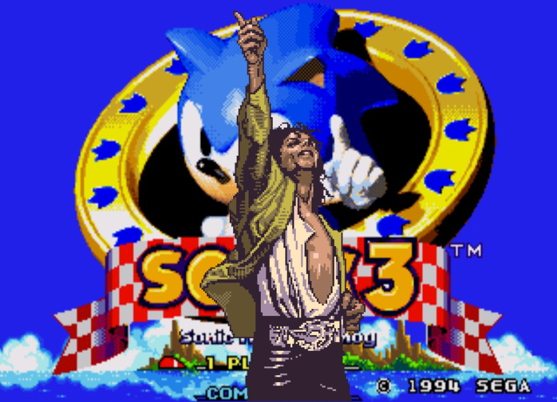 Michael Jackson secretly composed music for Sonic the