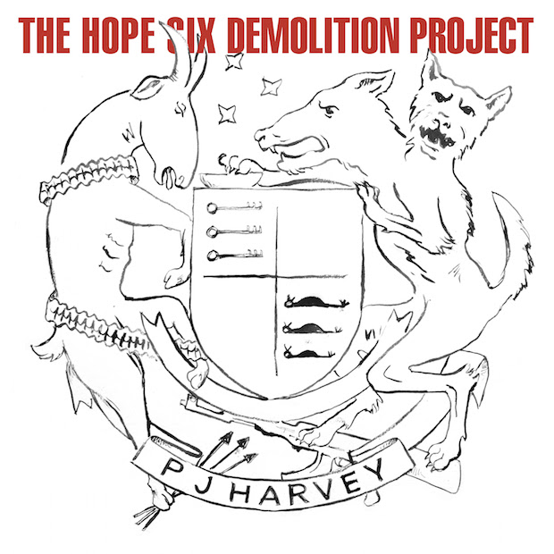 pj harvey the hope 6