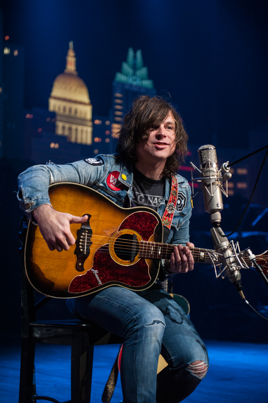 ryan adams performs intimate set for austin city limits watch consequence of sound. Black Bedroom Furniture Sets. Home Design Ideas