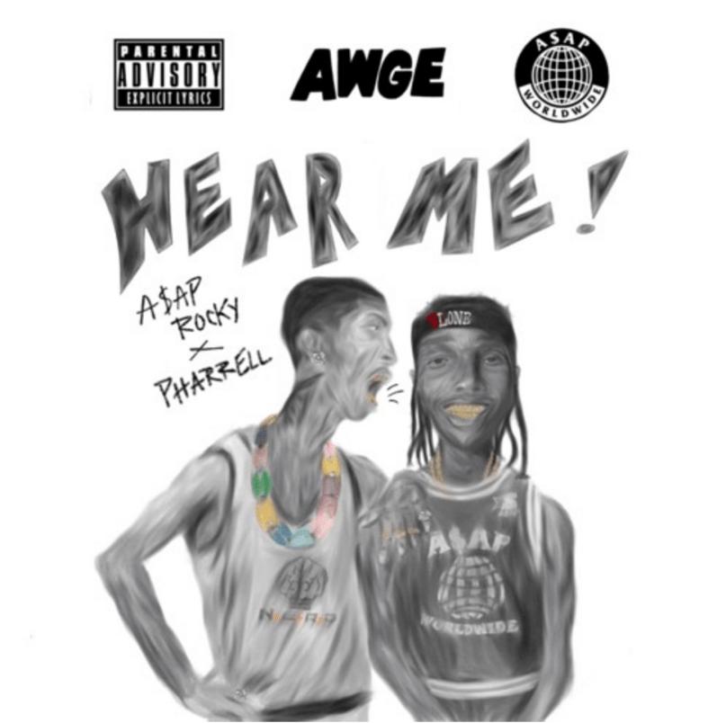 Pharrell ASAP