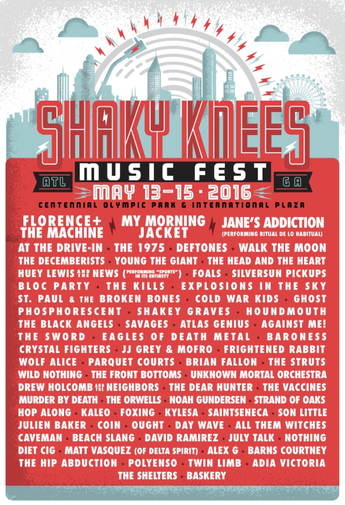 shakyknees16 lineuplistemail351 Top 10 Music Festivals: Winter 2016 Power Rankings